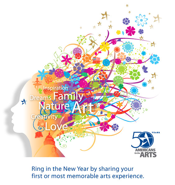 Happy New Year from Americans for the Arts
