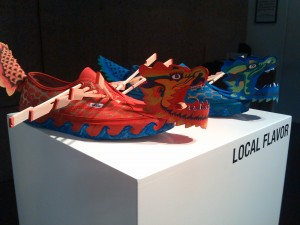 Vans Custom Culture Winning pair of shoes, designed by Lakeridge High School; Lake Oswego, Oregon