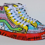 Inocente designed these as an ambassador for Custom Culture.