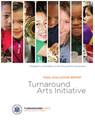 Final evaluation report from the Turnaround Arts Initiative