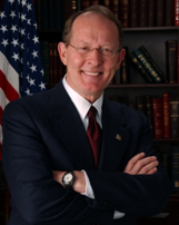 New Senate education committee chairman Lamar Alexander (R-TN)