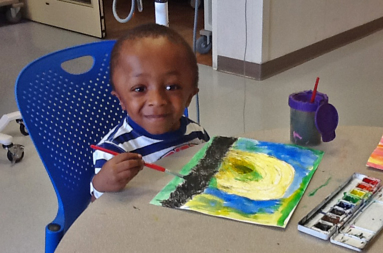 "Not Just a Patient"": Arts and Healing in Pediatric Clinics"