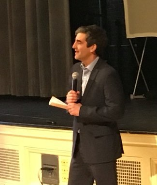 Burlington Mayor Miro Weinberger kicks off New Community Vision Initiative gathering