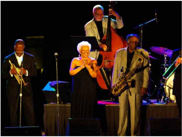 attending a jazz concert essay